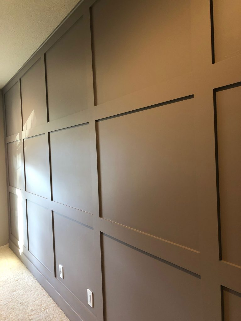 Behr Tavern Taupe wall